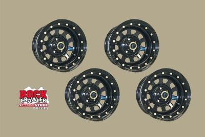 Series 152 Streetlock Wheels