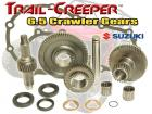 Samurai 6.5 Transfer Case Gear Set
